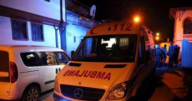 Eskişehir'de cinayet! 9 yerinden bıçaklandı