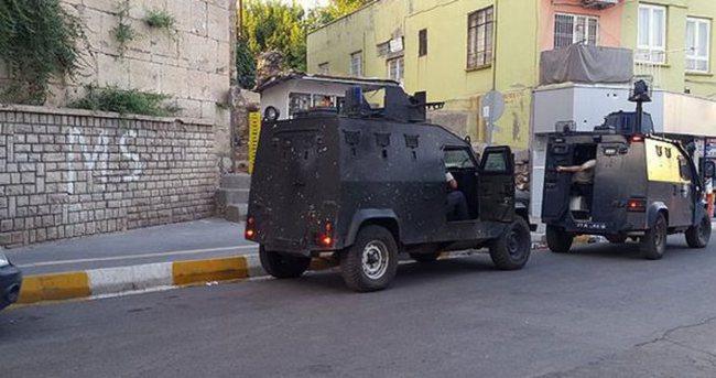 Silvan'ın 10 mahallesinde sokağa çıkma yasağı