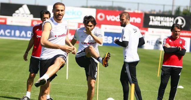 Beşiktaş, Akhisar mesaisine başladı