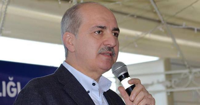 Kurtulmuş: AK Parti'nin vazifesi Müslüman coğrafyaya güç kazandırmaktır