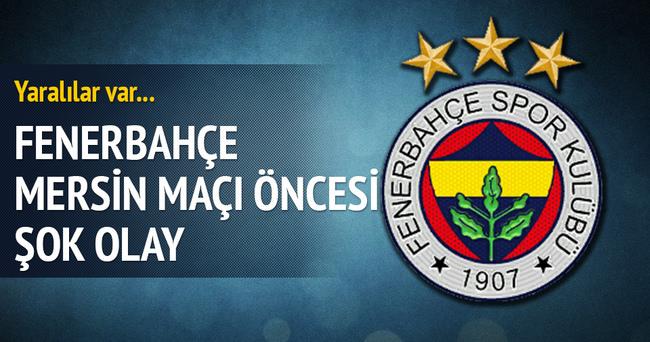 Fenerbahçe maçı öncesi 5 kişi yaralandı