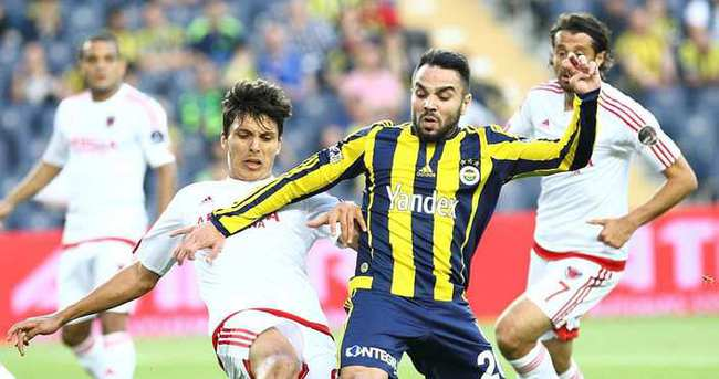 Fenerbahçe'ye Mersin morali