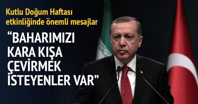 Cumhurbaşkanı Erdoğan: Müslümanlar bunu hak etmiyor