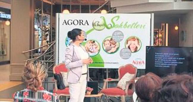 """Agora'da """"çocukta stres"""" konuşuldu"""