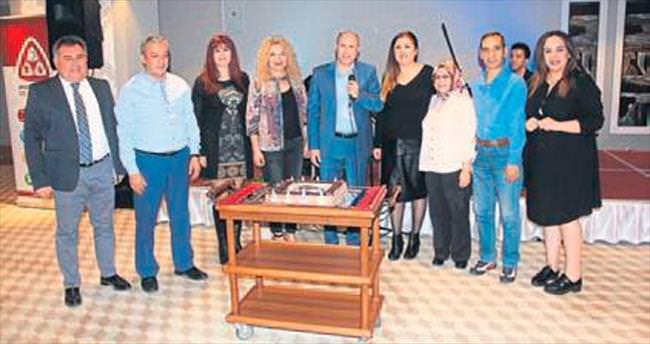 Akademi AKAD 10. yılını kutladı