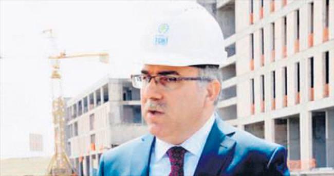 TOKİ'den Suriyeliler'e üç konteynır kent