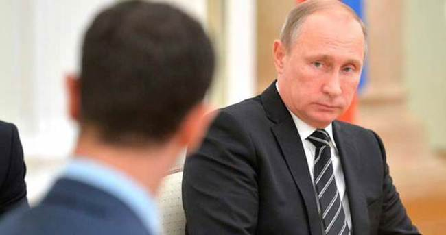 Rusya, Suriye'nin kaybetmesine izin vermeyecek