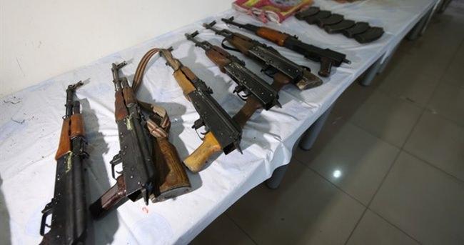 PKK öldürülen teröristleri bakın ne yapıyor