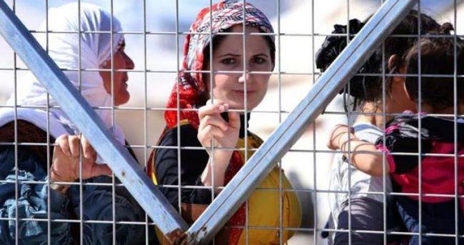 Fuhuş şebekesinden kurtarılan Suriyeli kadınlar