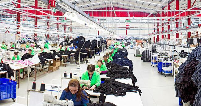 İstanbul'da imalat sanayisinde 1,1 milyon kişi çalışıyor