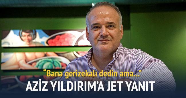 Ahmet Çakar'dan Aziz Yıldırım'a jet yanıt
