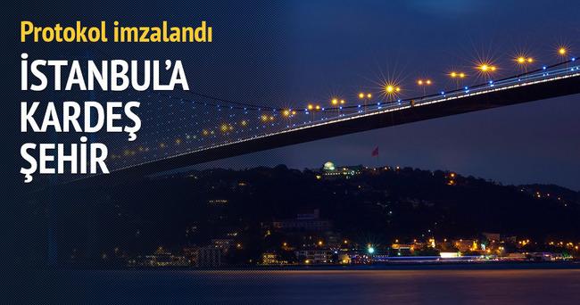 İstanbul ile Tiflis kardeş şehir oldu