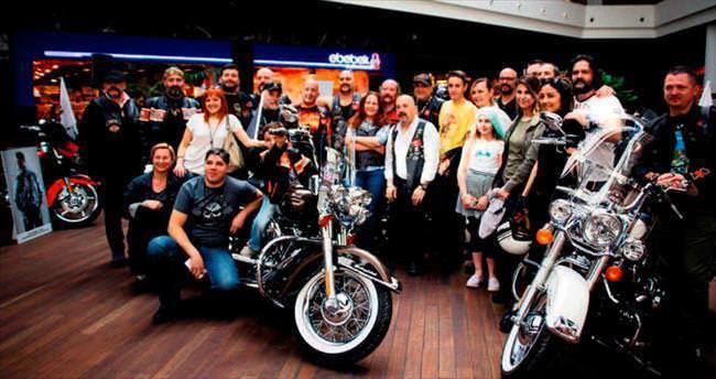 Yeni nesil Harley'ciler önyargıları yıkacak