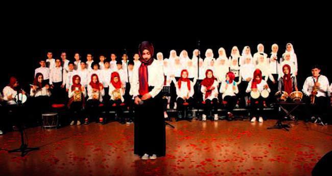 ASFA Ferda Koleji'nden 'Örneğim Peygamberim'