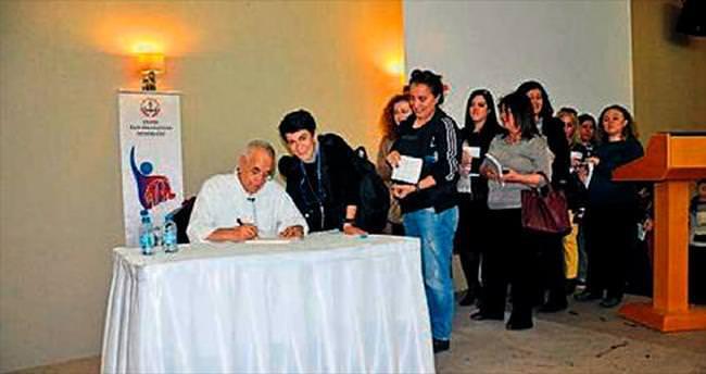 Prof. Cüceloğlu'ndan farkındalık semineri
