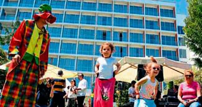 Swissotel 'Çocuk Karnavalı'na hazır