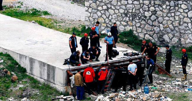 Bir kayıp da Ankara'da