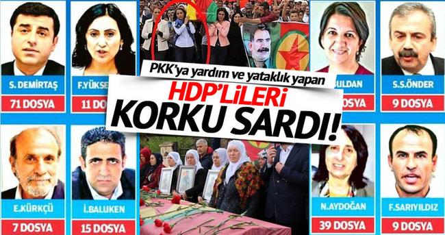 HDP'lileri dokunulmazlık korkusu sardı!