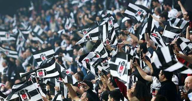 Beşiktaş taraftarı 8 bin 500 bileti 10 dakikada bitirdi
