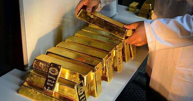Altının kilogramı 113 bin 330 liraya geriledi