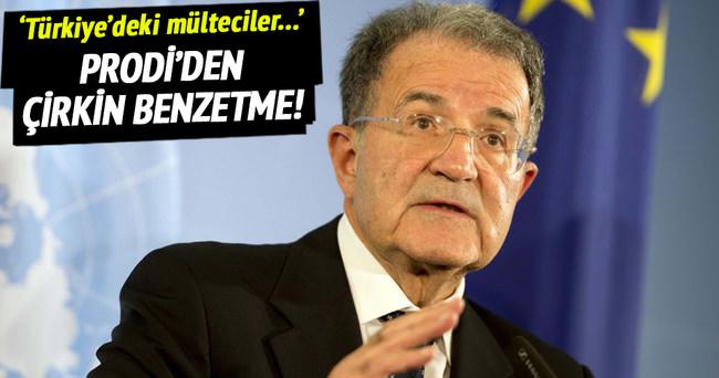 Türkiye'deki mülteciler için çirkin benzetme!