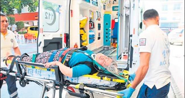 Minik Belma kaza kurbanı