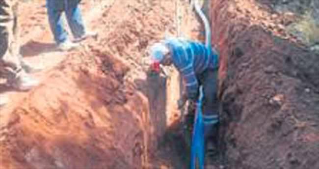Kumluca'da su sorunu bitirilecek