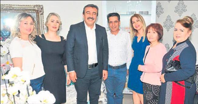 Başkan Soner Çetin'in istihdam gururu