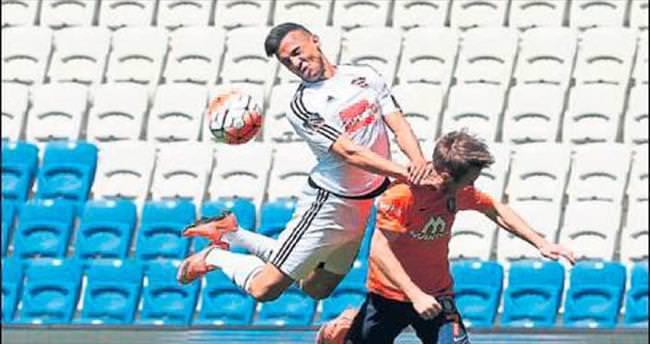 Gaziantep Süper Lig'de dibe vurdu