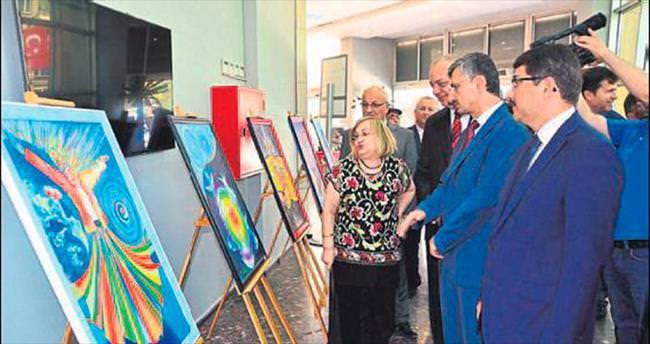 Mesir Festivali sergi açılışıyla başladı