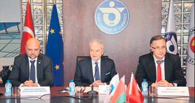 Belaruslu büyükelçi İzmirlileri davet etti