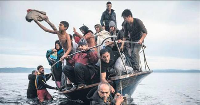 Mülteci fotoğrafına Pulitzer ödülü