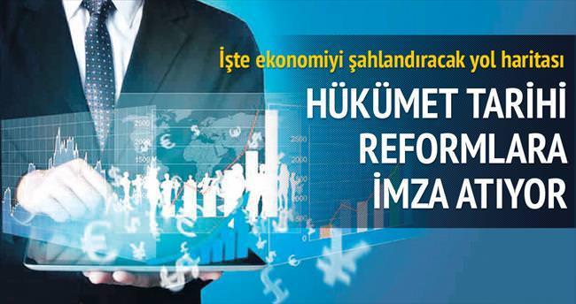 Ekonomide reform zamanı