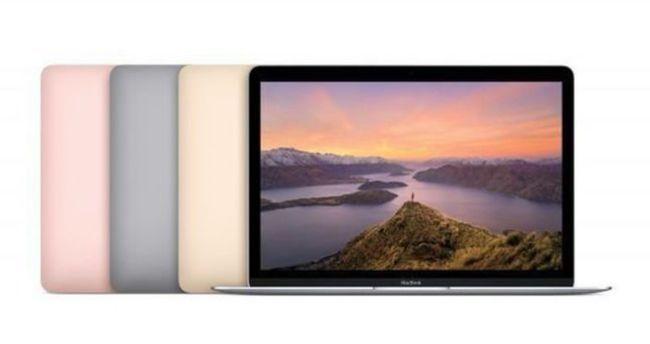Apple MacBook serisi yenilendi