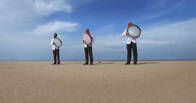 Grup Tillo'nun Suriyeli sığınmacılar için yaptığı şarkının klibi yayınlandı
