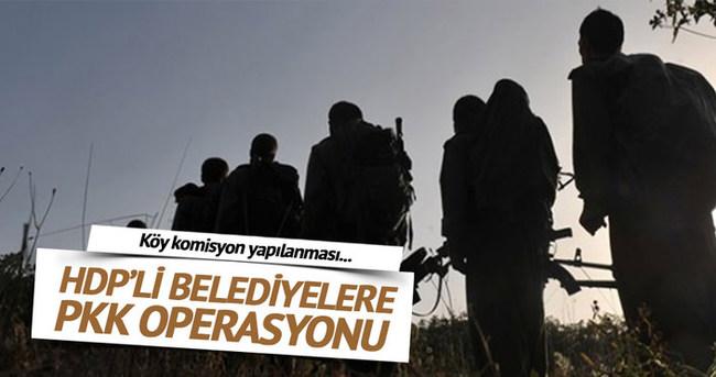 Muş'ta PKK/KCK operasyonu: 35 gözaltı
