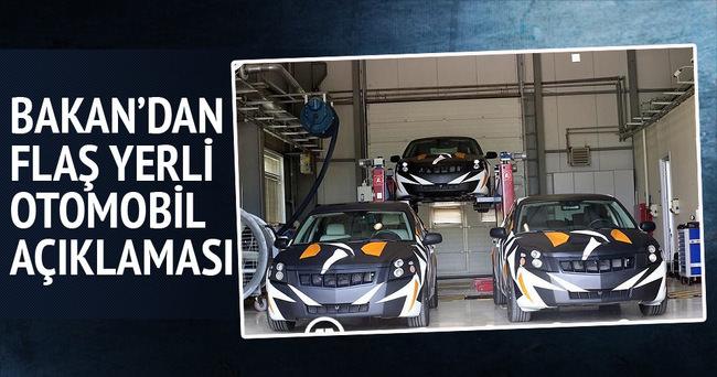 Bakan Fikri Işık'tan yerli otomobil açıklaması