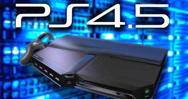 Sony PlayStation 4.5 yolda