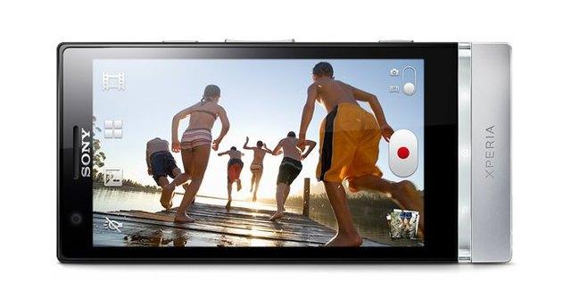 Sony'den dünyanın ilk HDR ekranlı telefonu geliyor!