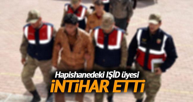 IŞİD üyesi cezaevinde intihar etti