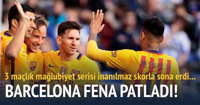Deportivo 0-8 Barcelona