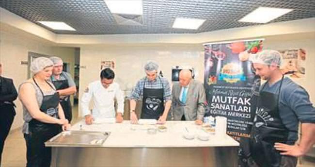 İngiliz yemek yazarları Gaziantep mutfağında
