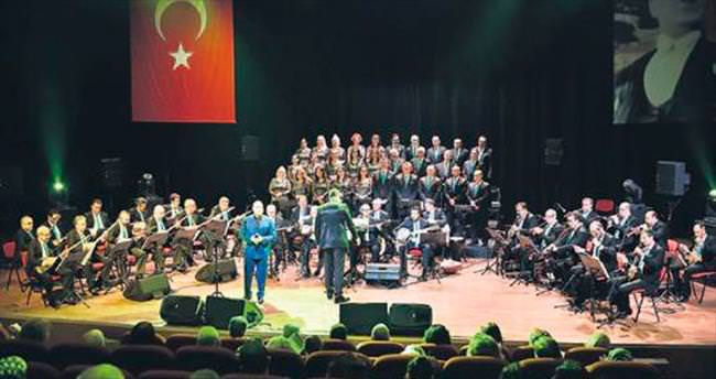 Halk müziğiyle Anadolu'ya yolculuk