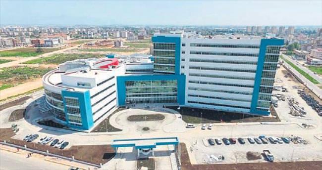 Hastaneye doğalgaz