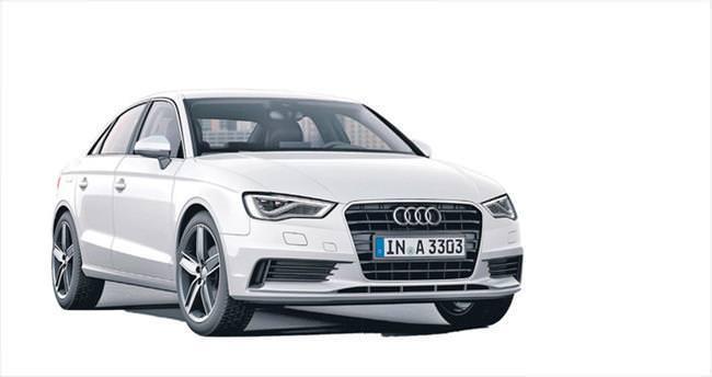 Audi A3'te kur sabit