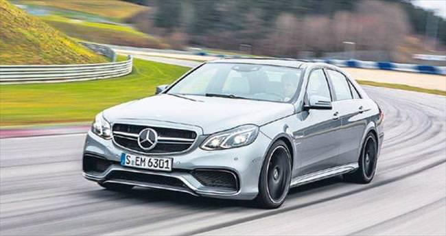 Mercedes-Benz E-Serisi'ne özel faiz