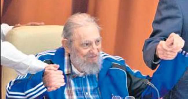 Castro'dan veda konuşması