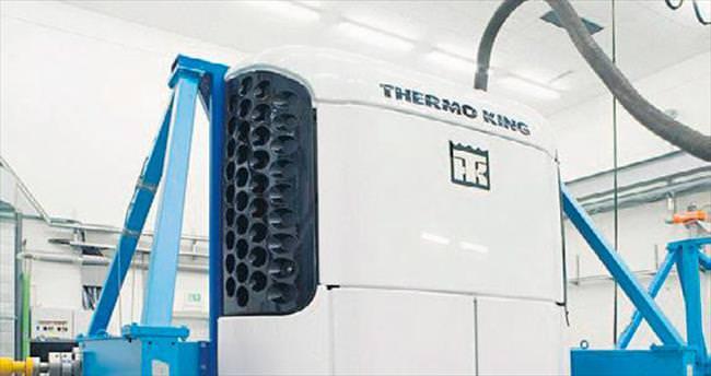 Soğuk zinciri Thermo King sertifikalandıracak