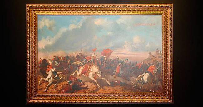 Sultan Abdülaziz'in resimleri Paris'te sergilenecek