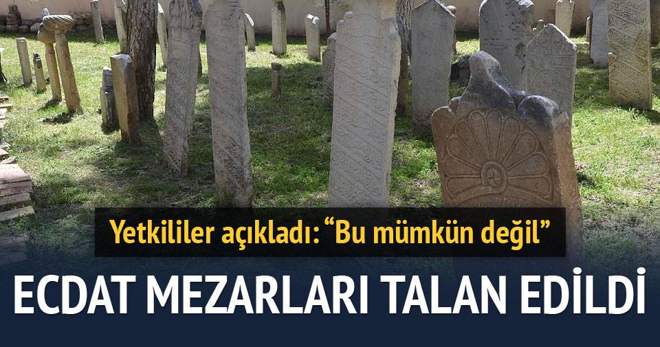 Osmanlı Mezarlığı'nda kameralı önlem